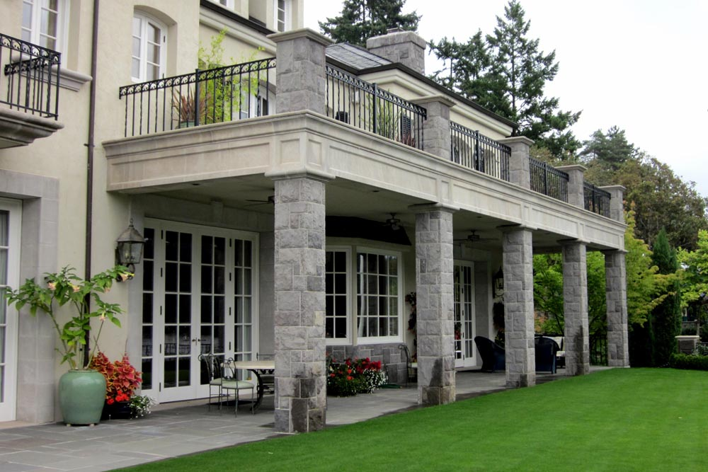 Image Result For Modern Stone And Stucco House