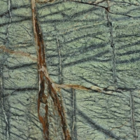 Rain Forest Green Marble by Stone Center, Inc Portland OR