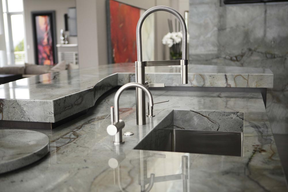 Marble Fabrication Process Mood Ideas Board For A