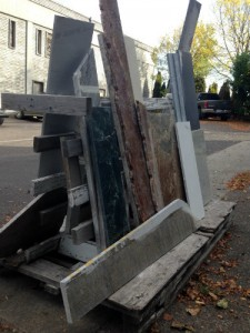Free Marble and Granite Remnants Stone Center